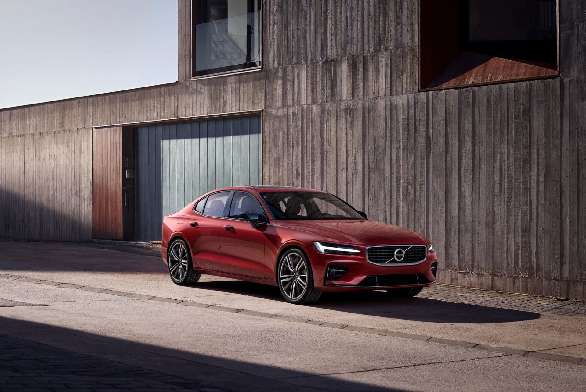 The All-New 2019 Volvo S60 Sedan 5