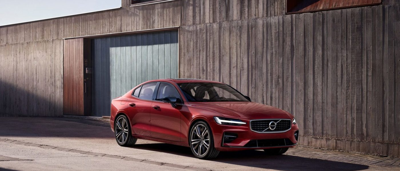The All-New 2019 Volvo S60 Sedan 1
