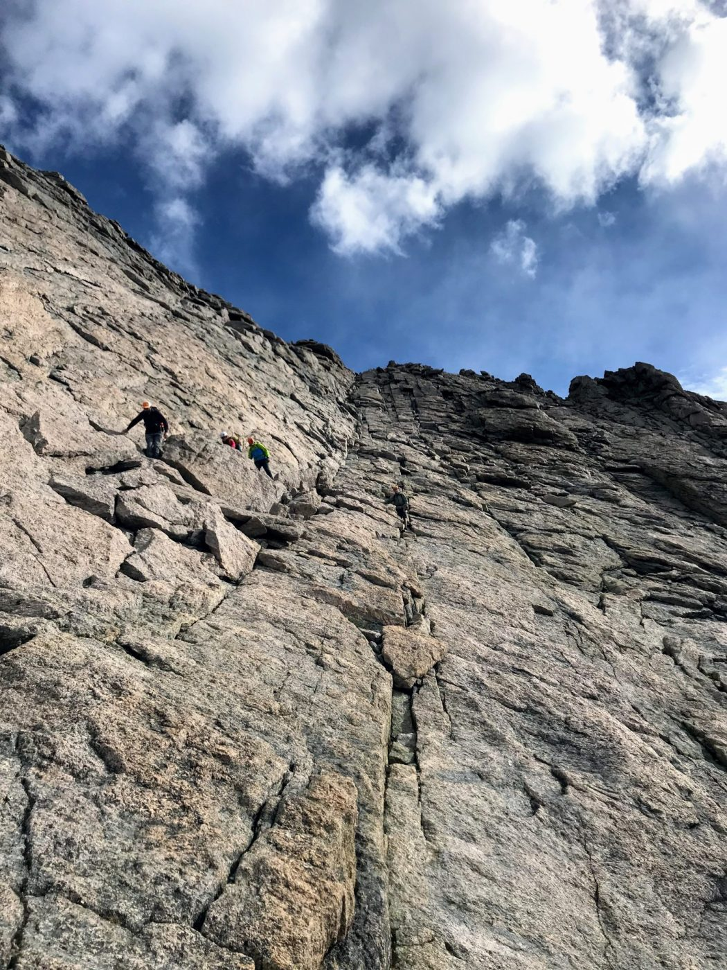 A Late Summer Ascent of Longs Peak 6