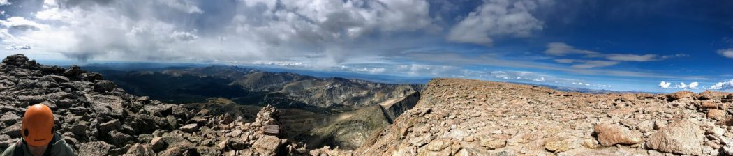 A Late Summer Ascent of Longs Peak 7