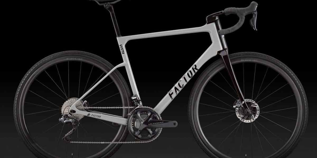 Factor Unveils The Vista All-Road Bike 1