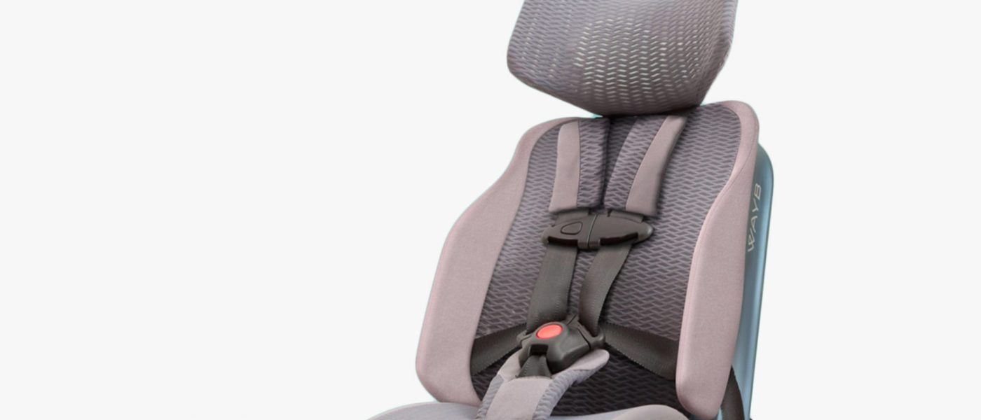 Former Patagonia CEO Takes on the Car Seat, and It's Pretty Slick 1