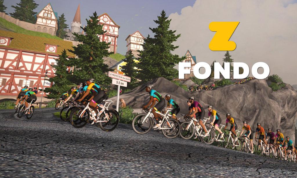 Zwift Fondo Series Starts November 11 3