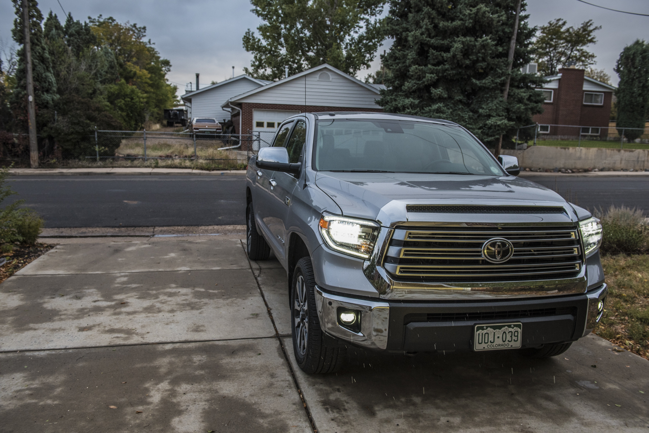 2018 Toyota Tundra Limited 4×4 Review 15