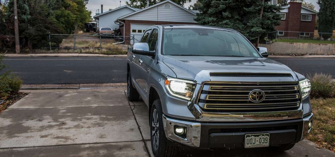 2018 Toyota Tundra Limited 4×4 Review 1