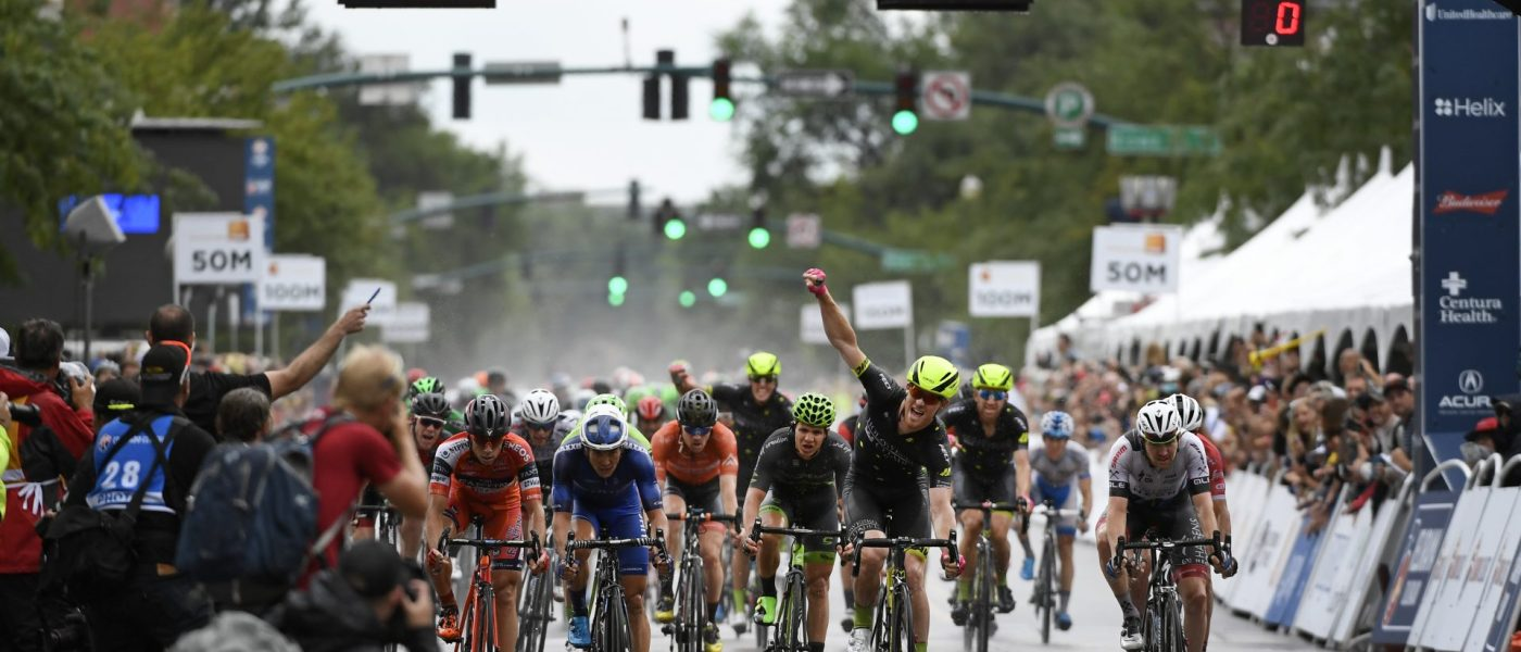 The Colorado Classic Men's Race is Dead 1