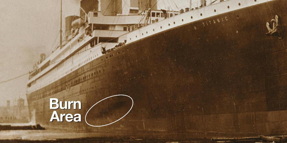 Recommended Reading: The Titanic Was On Fire For Days Before The Iceberg Hit 1