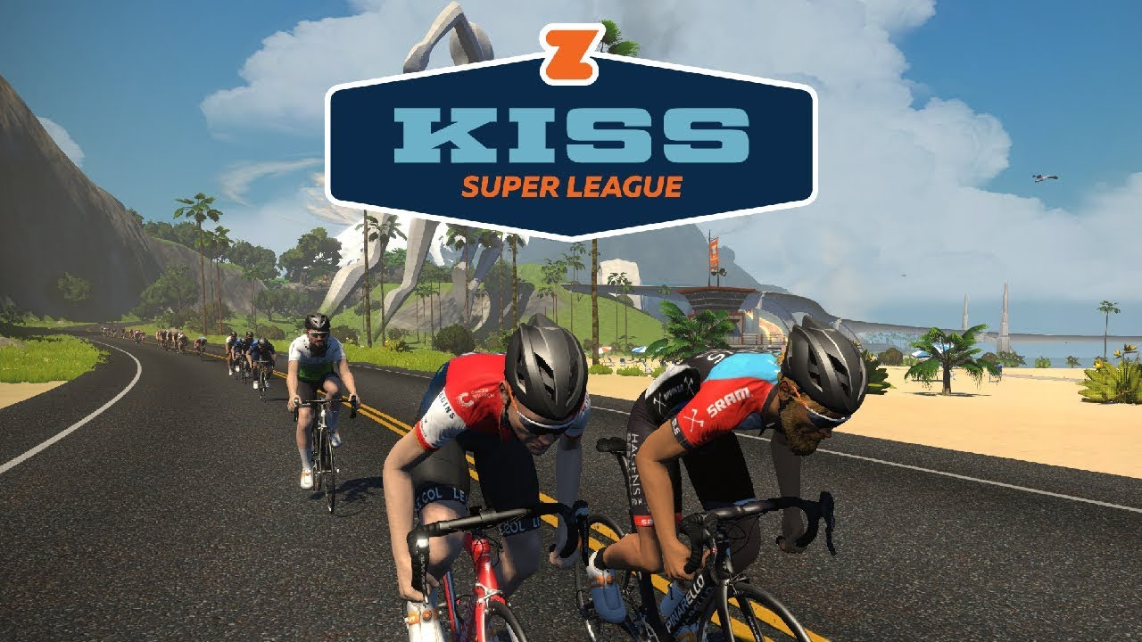 The Future of Cycling is eSports? 14