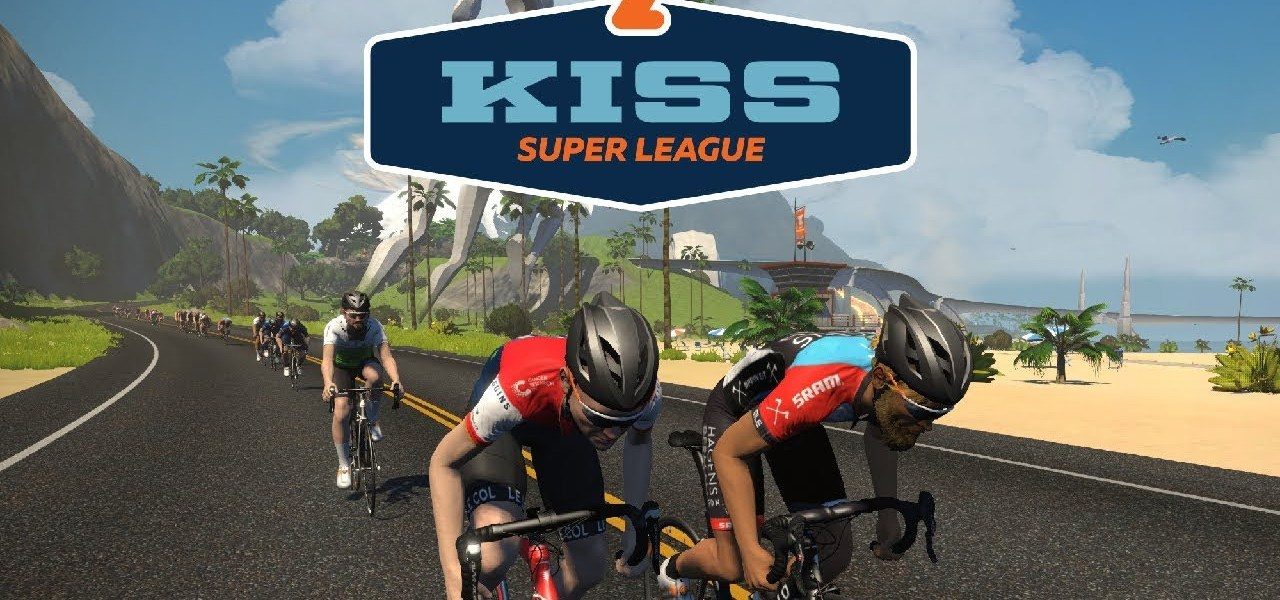 The Future of Cycling is eSports? 1