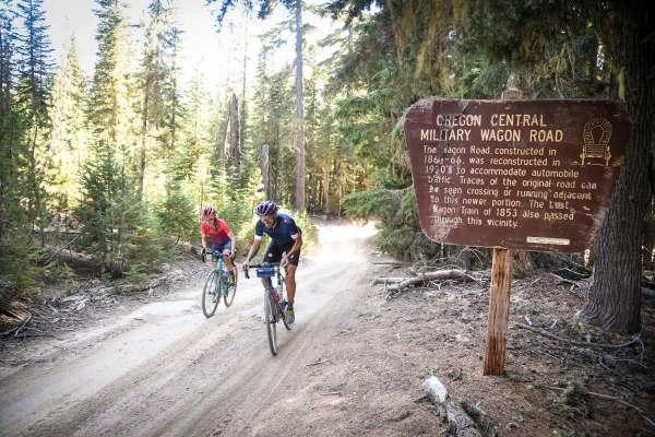 Oregon Trail Gravel Grinder. 5 Days. 400 Miles. 27