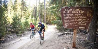Oregon Trail Gravel Grinder. 5 Days. 400 Miles.