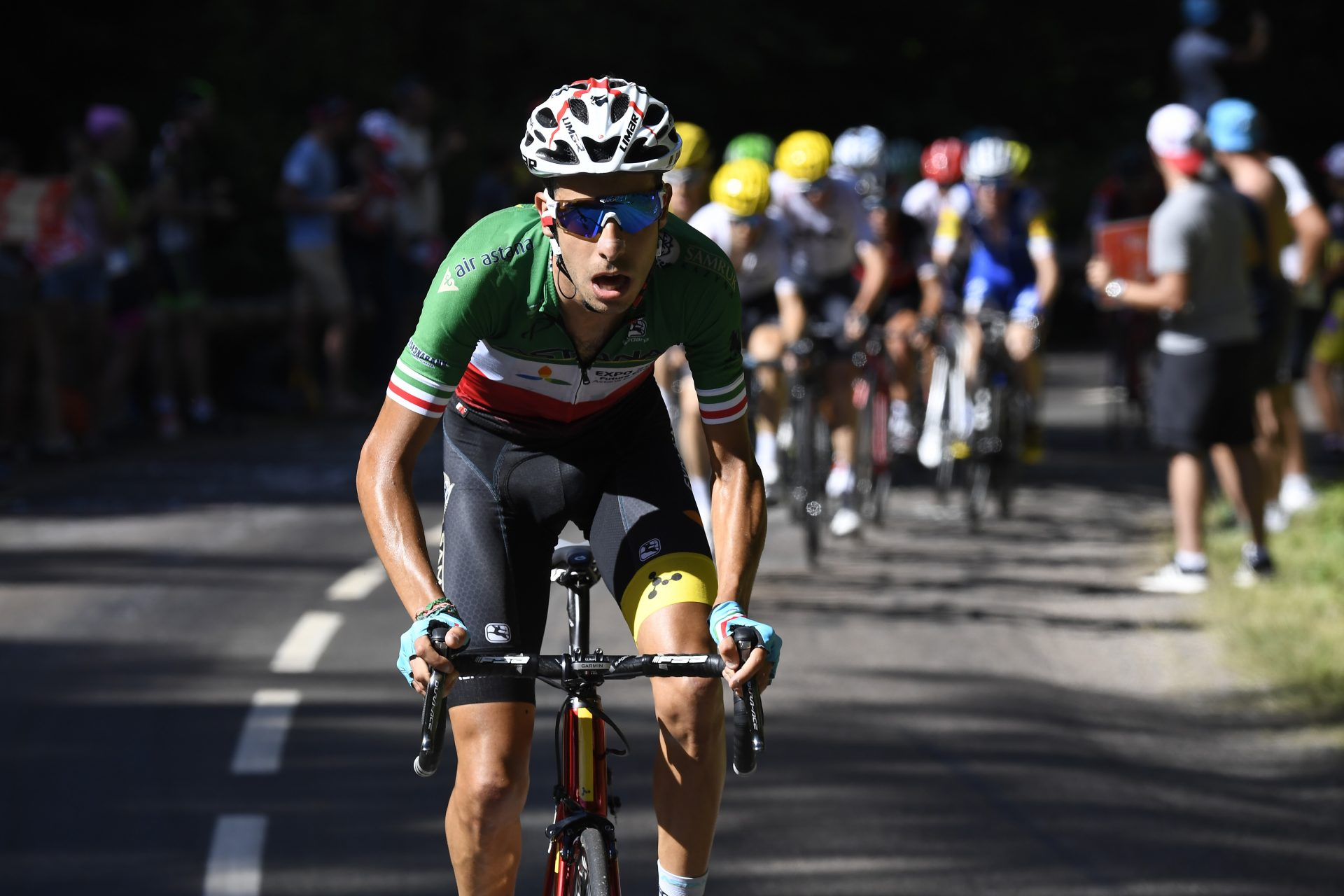 Fabio Aru Heading to Colorado to Prep for Giro 1