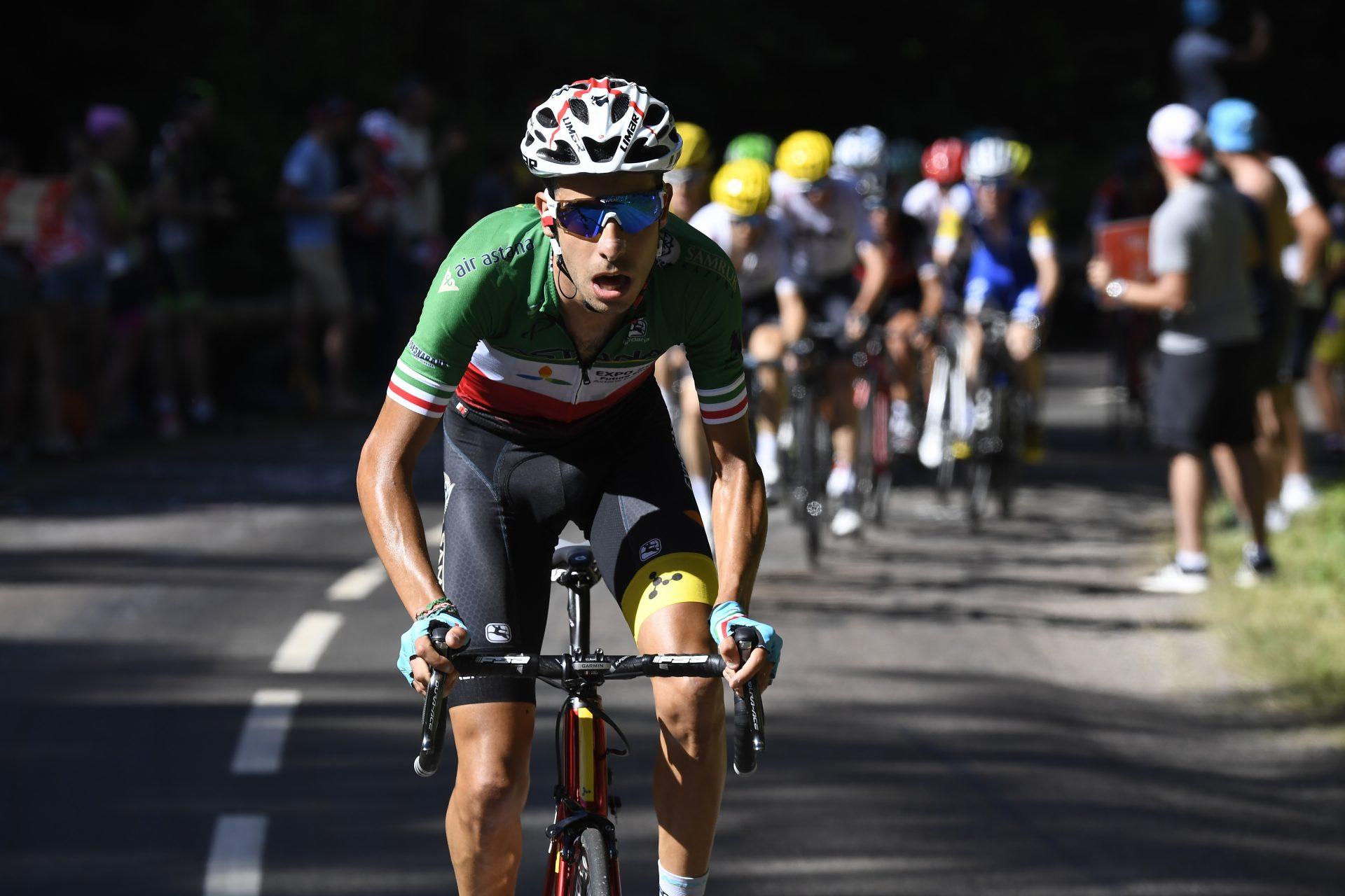 Fabio Aru Heading to Colorado to Prep for Giro 5