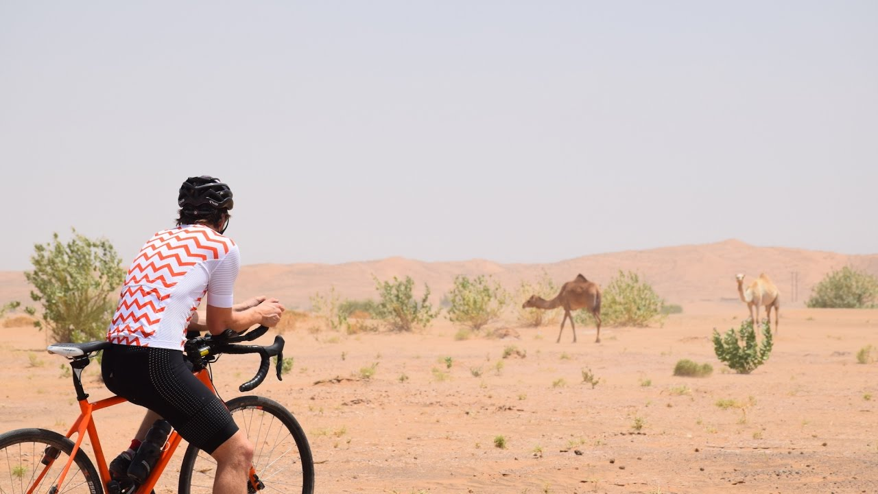 BikingMan OMAN a Film About the 2018 Edition of the Bikepacking Race 5