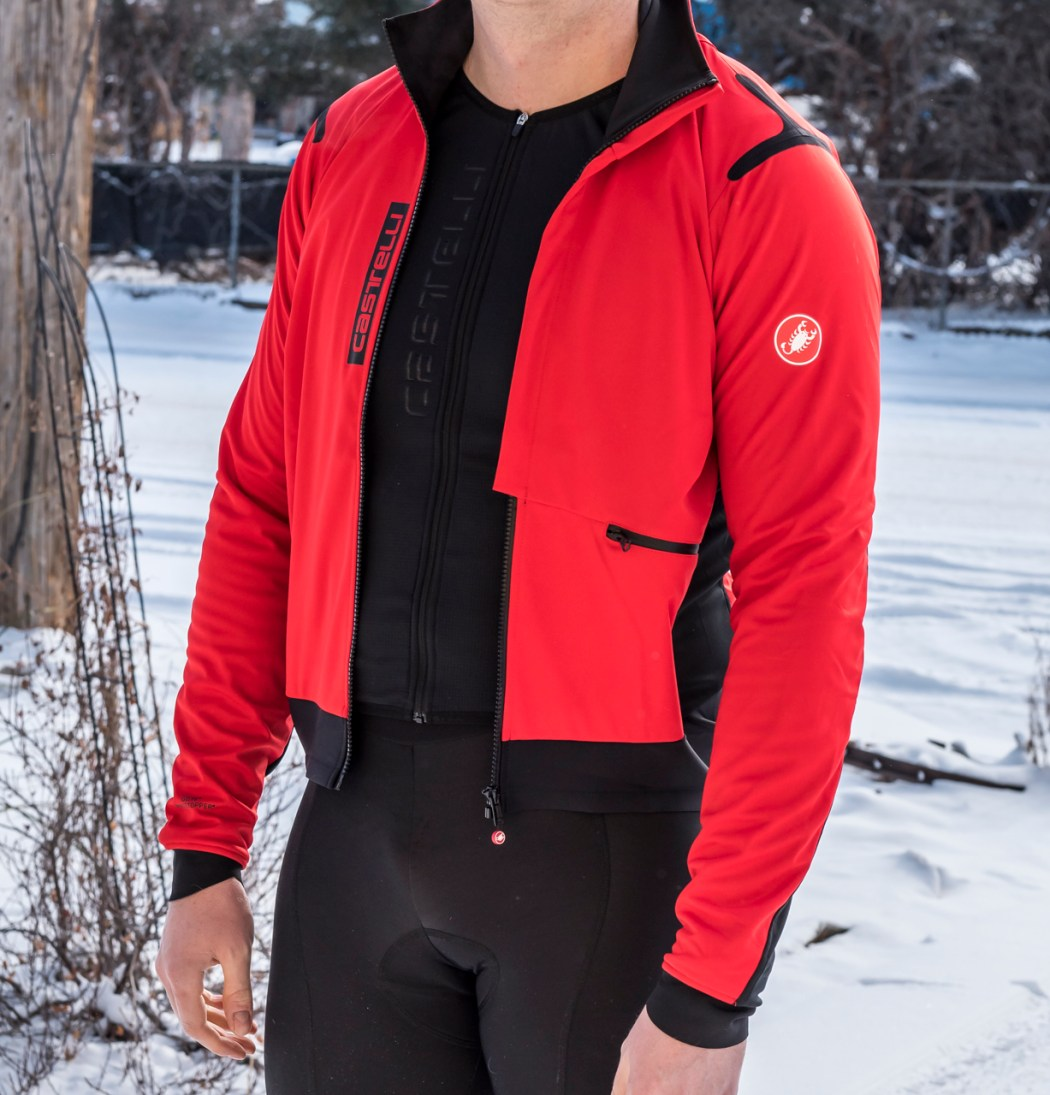 Castelli Alpha RoS Jacket Review 3