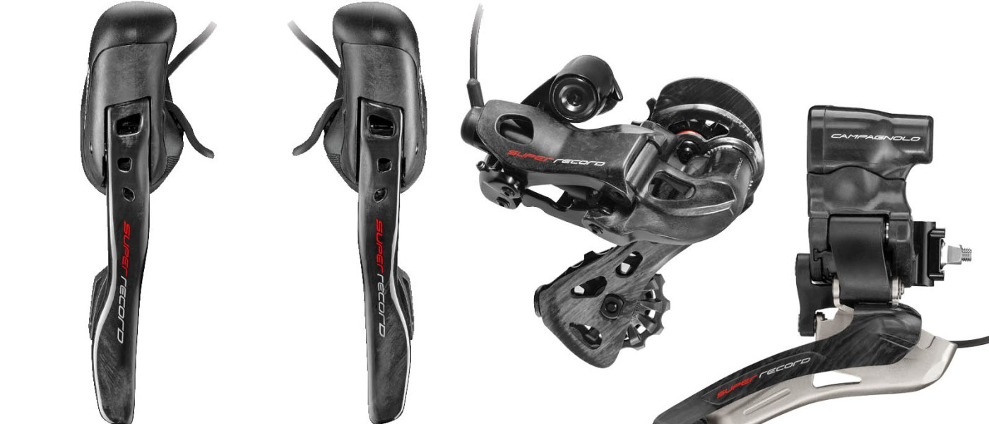 Campagnolo 12 Speed Goes Electronic with Super Record EPS 12speed 1