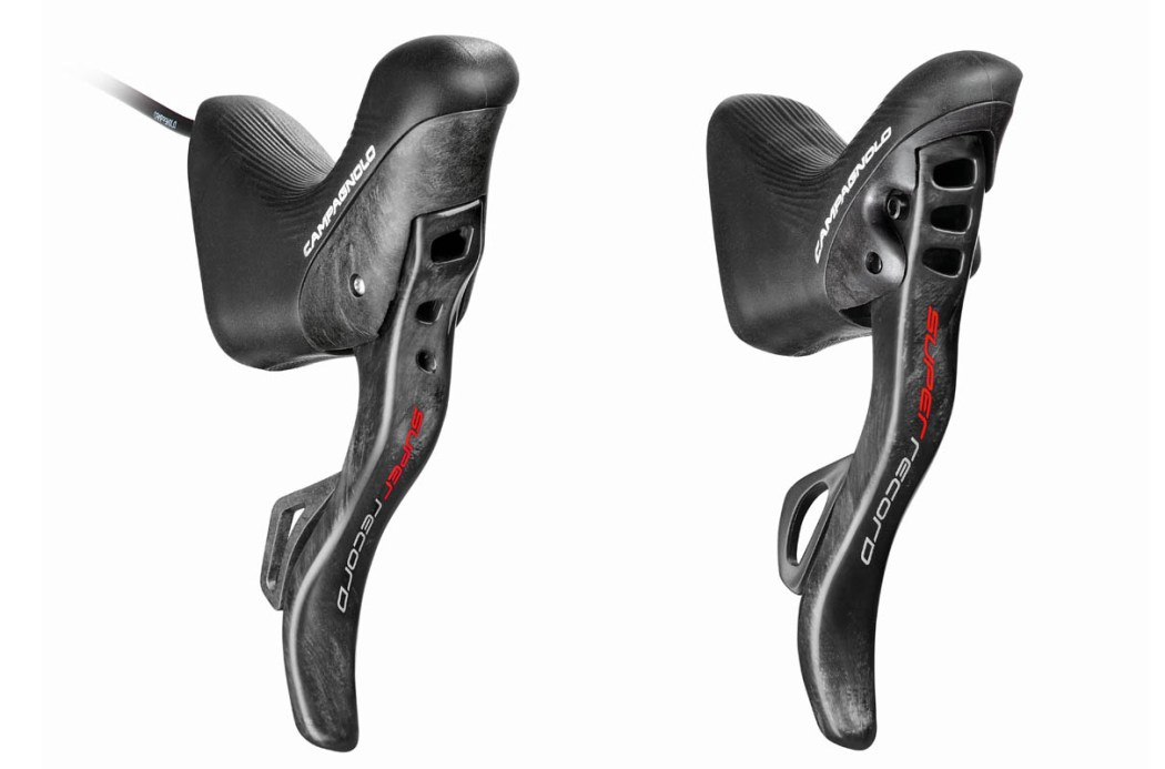 Campagnolo 12 Speed Goes Electronic with Super Record EPS 12speed 2