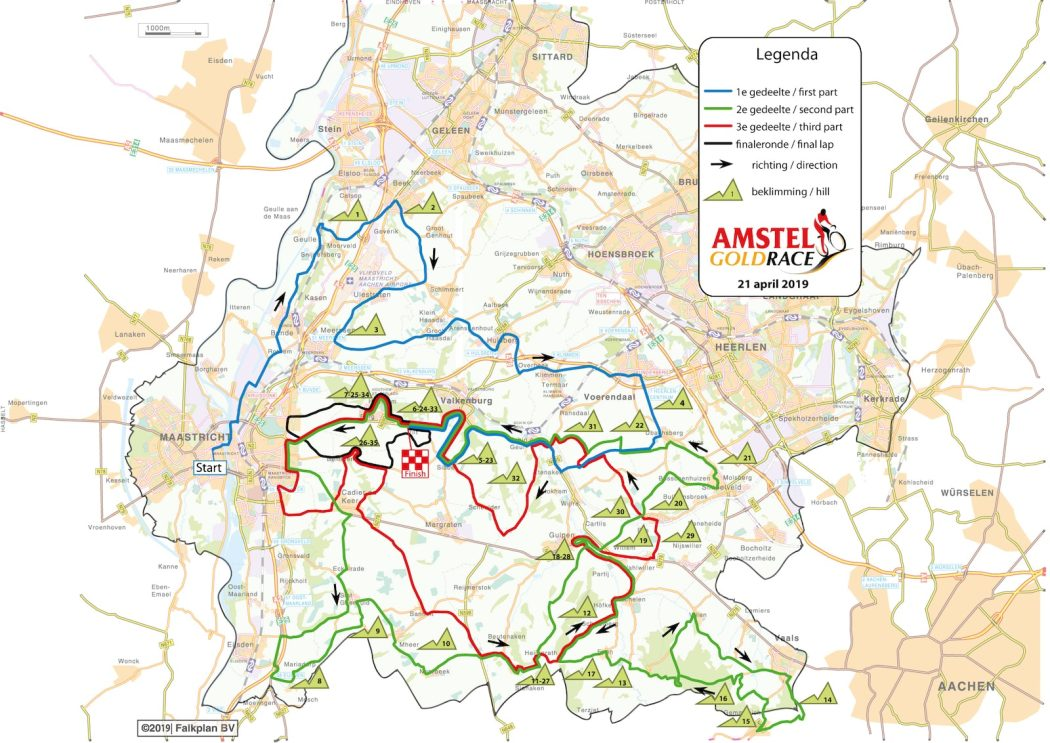 2019 Amstel Gold Race Preview 2