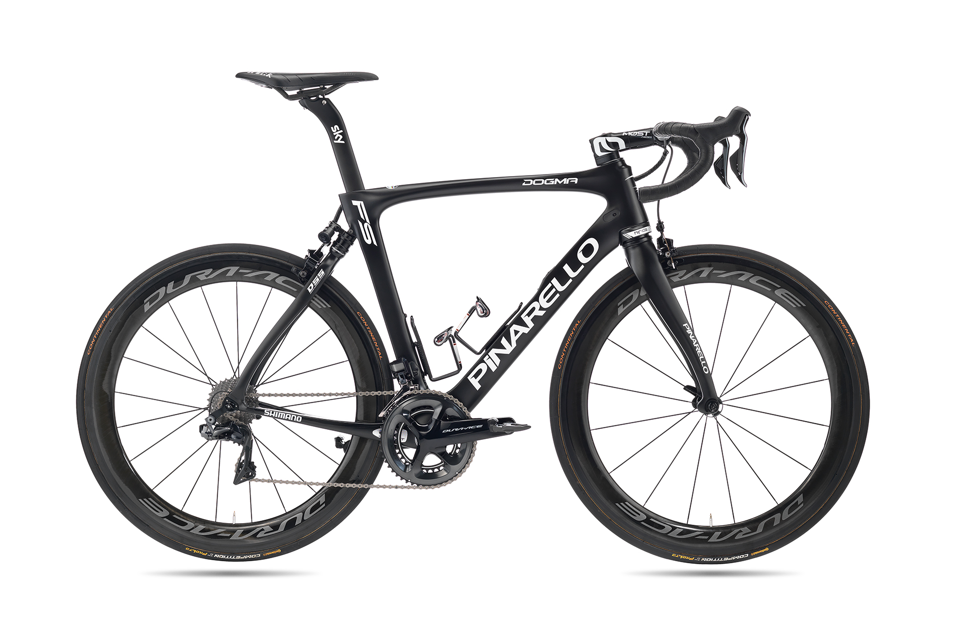 Pinarello Launches Dogma FS with Electronic Self-adjusting Suspension 10