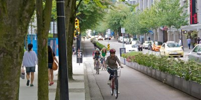 Study Shows that Protected Bike Lanes are a Must 16