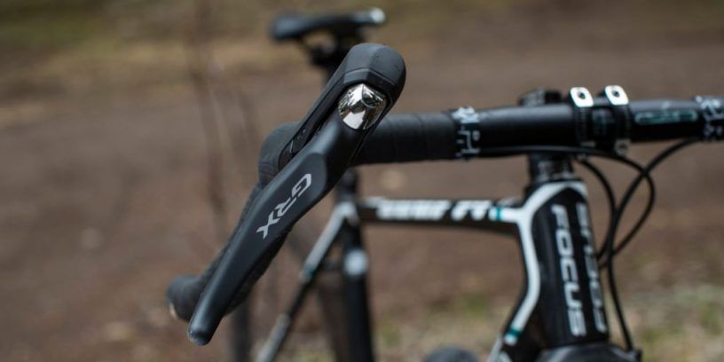 Shimano GRX: The First Dedicated Gravel Component Groupset