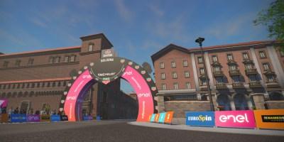 Ride the Giro D'Italia Bologna TT Course on Zwift