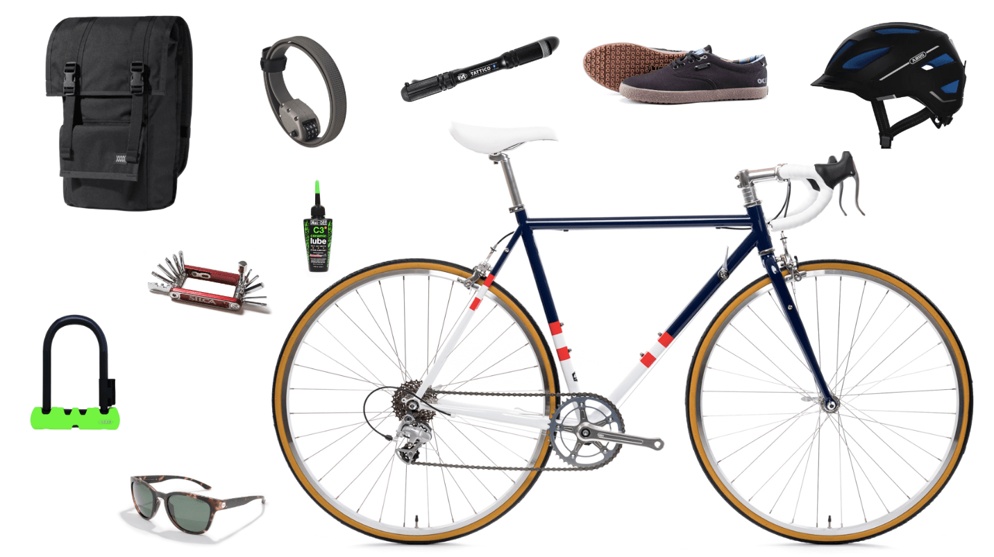The Cycling Gear You Need For Bike To Work Week 4