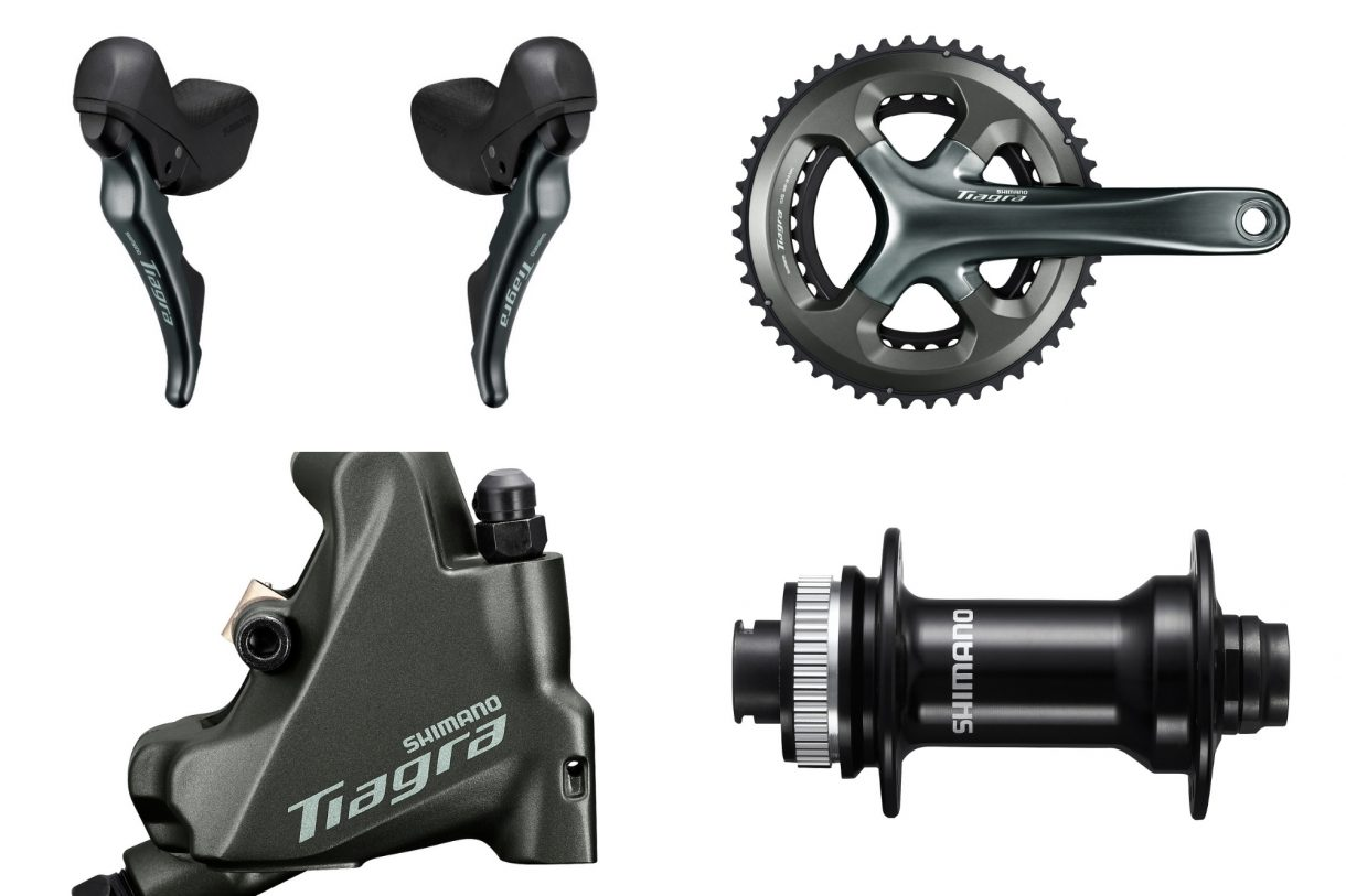 Updated Tiagra Groupset Brings Disc Brakes and Lower Gearing 3