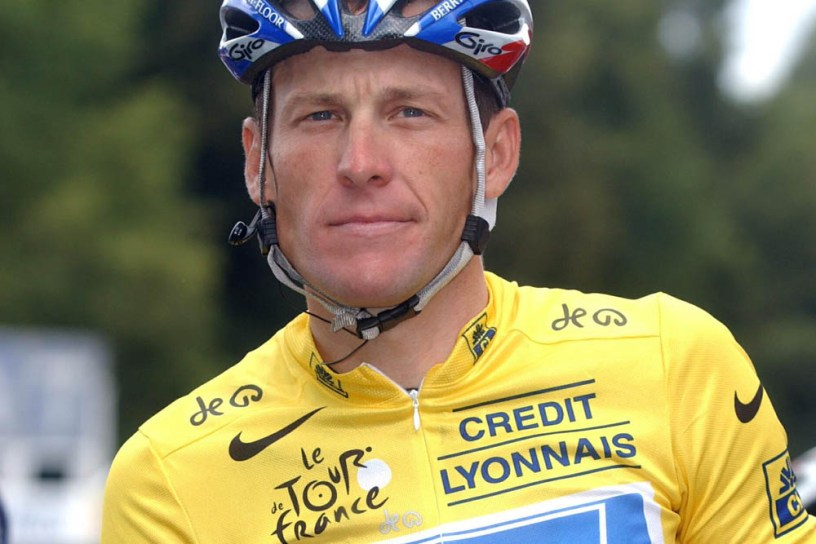 Lance Armstrong 'wouldn't change a thing'