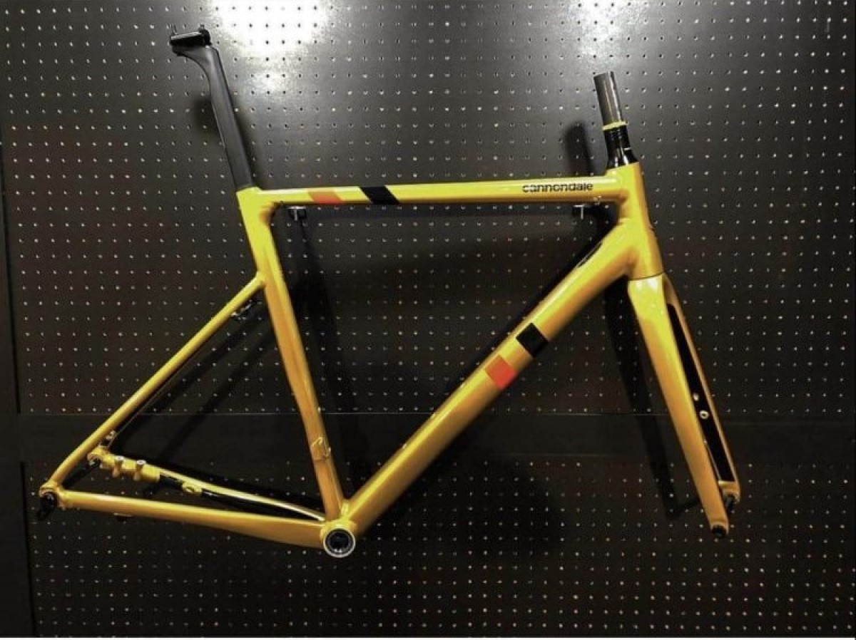Cannondale CAAD 13 Photos Leaked 24