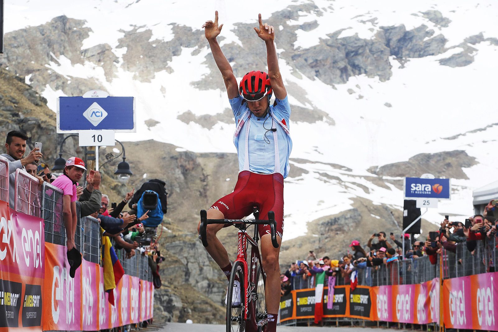 2019 Giro d'Italia Stage 13 Recap: The Big Mountains Shake Things Up 5