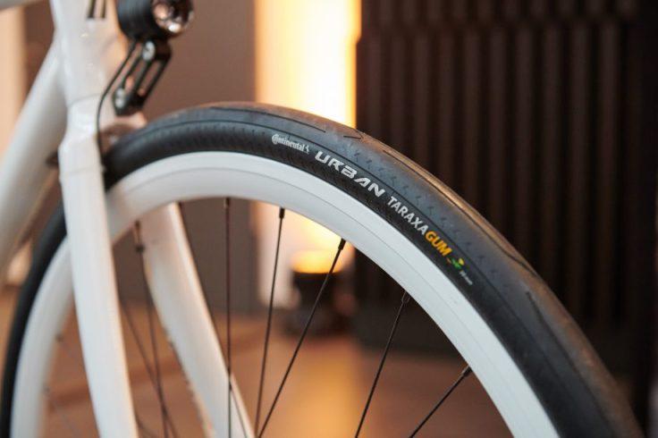 Continental's Dandelion Rubber Taraxagum Tires will be at the Tour de France 3