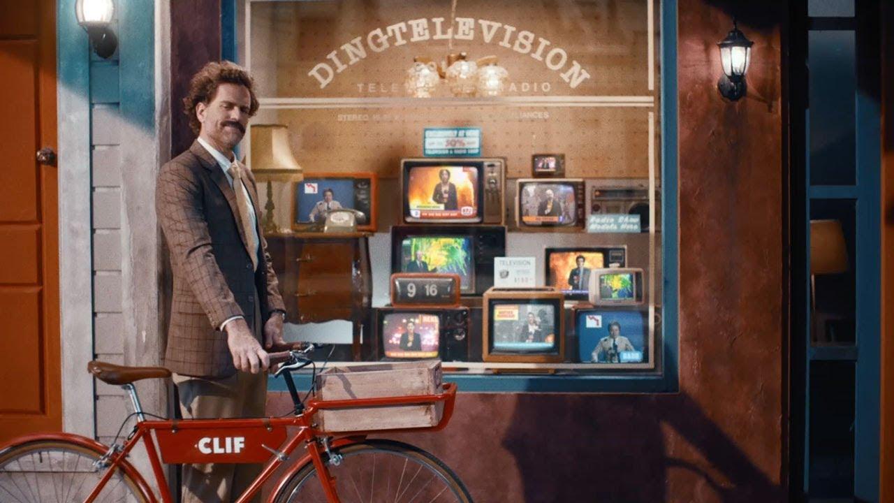"CLIF Bar Presents: Make it Good ""The Biker"" 12"