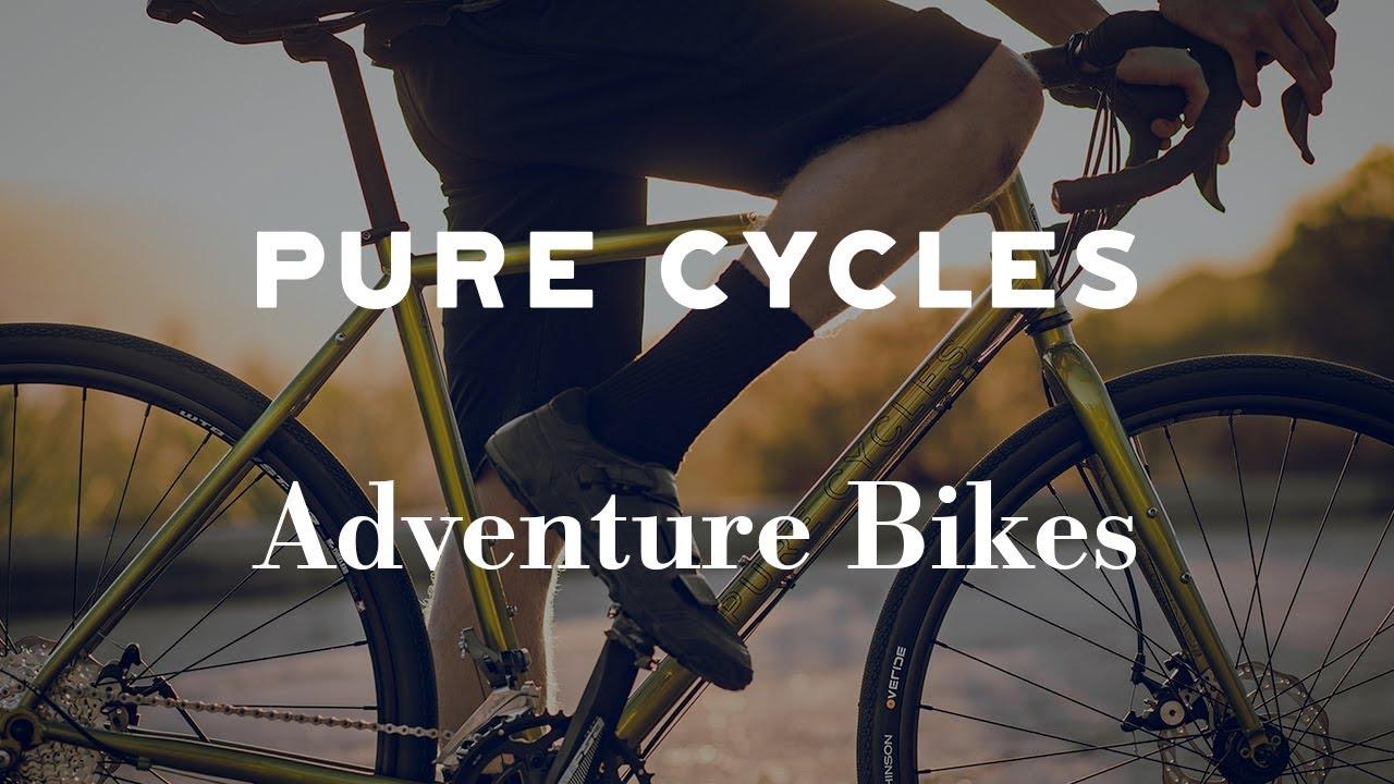 Pure Cycles Gravel Adventure Bikes 3