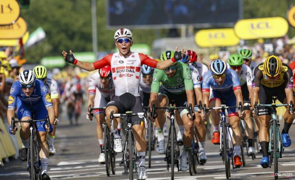 Caleb Ewan Does it Again with Victory at Stage 16 of 2019 Tour de France 15