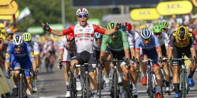 Caleb Ewan Does it Again with Victory at Stage 16 of 2019 Tour de France