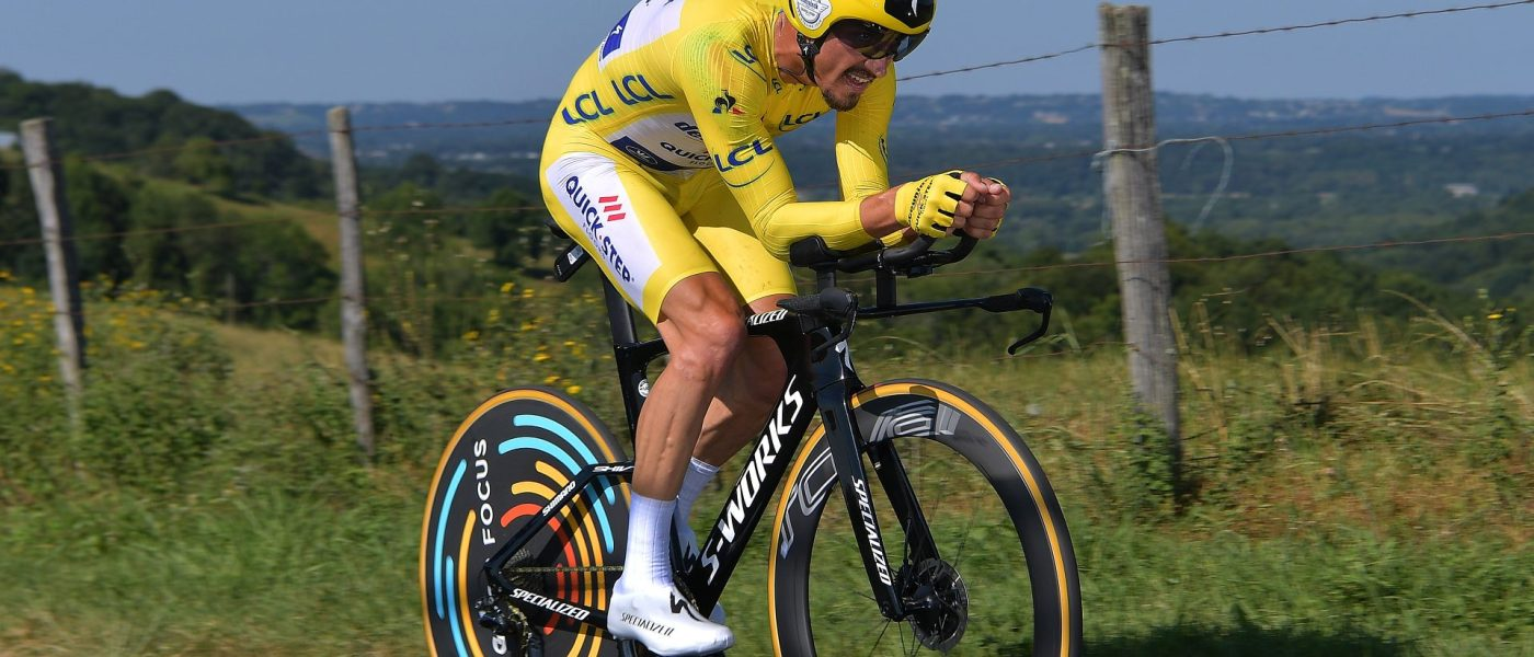Julian Alaphilippe Crushes 2019 Tour de France Stage 13 Time Trial 1