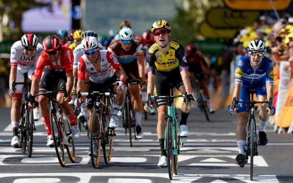 Van Aert Wins 2019 Tour de France Stage 10 and Some Big GC Contenders Lose Time 30