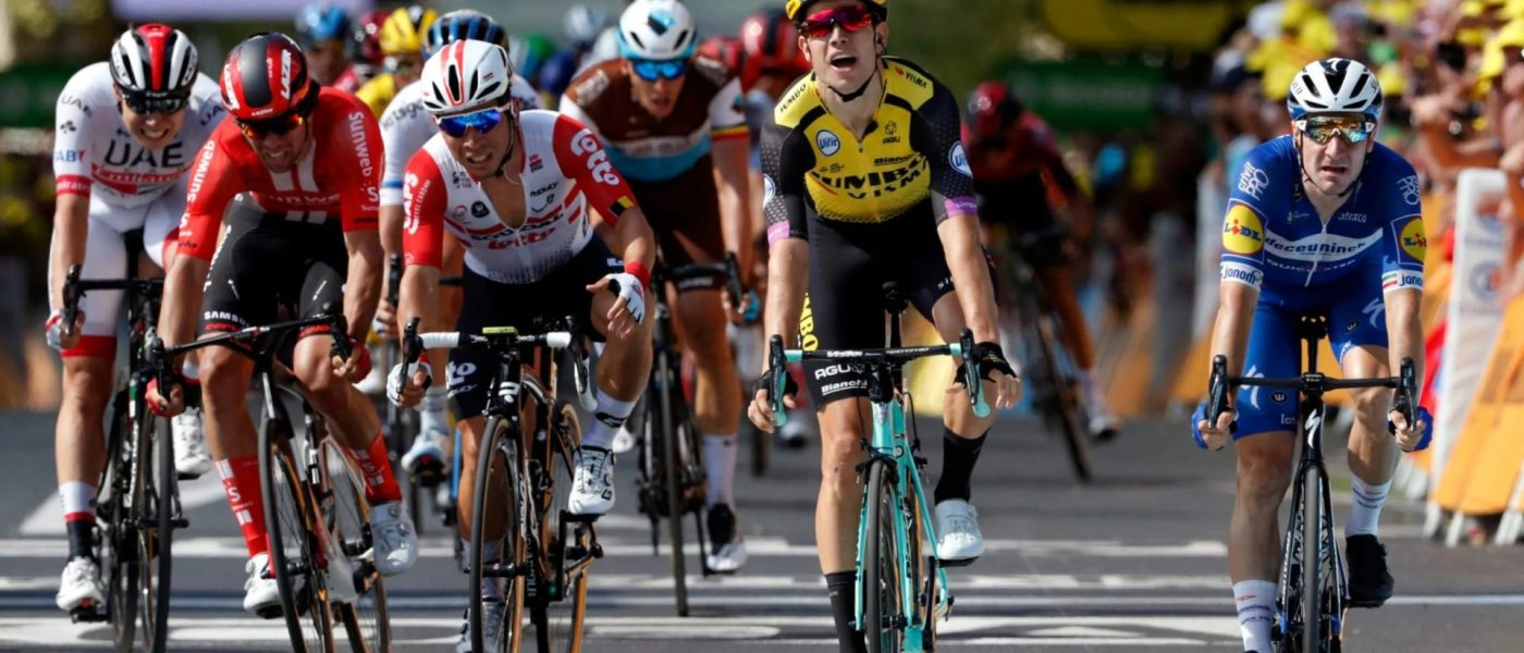 Van Aert Wins 2019 Tour de France Stage 10 and Some Big GC Contenders Lose Time 1