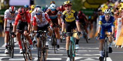 Van Aert Wins 2019 Tour de France Stage 10 and Some Big GC Contenders Lose Time