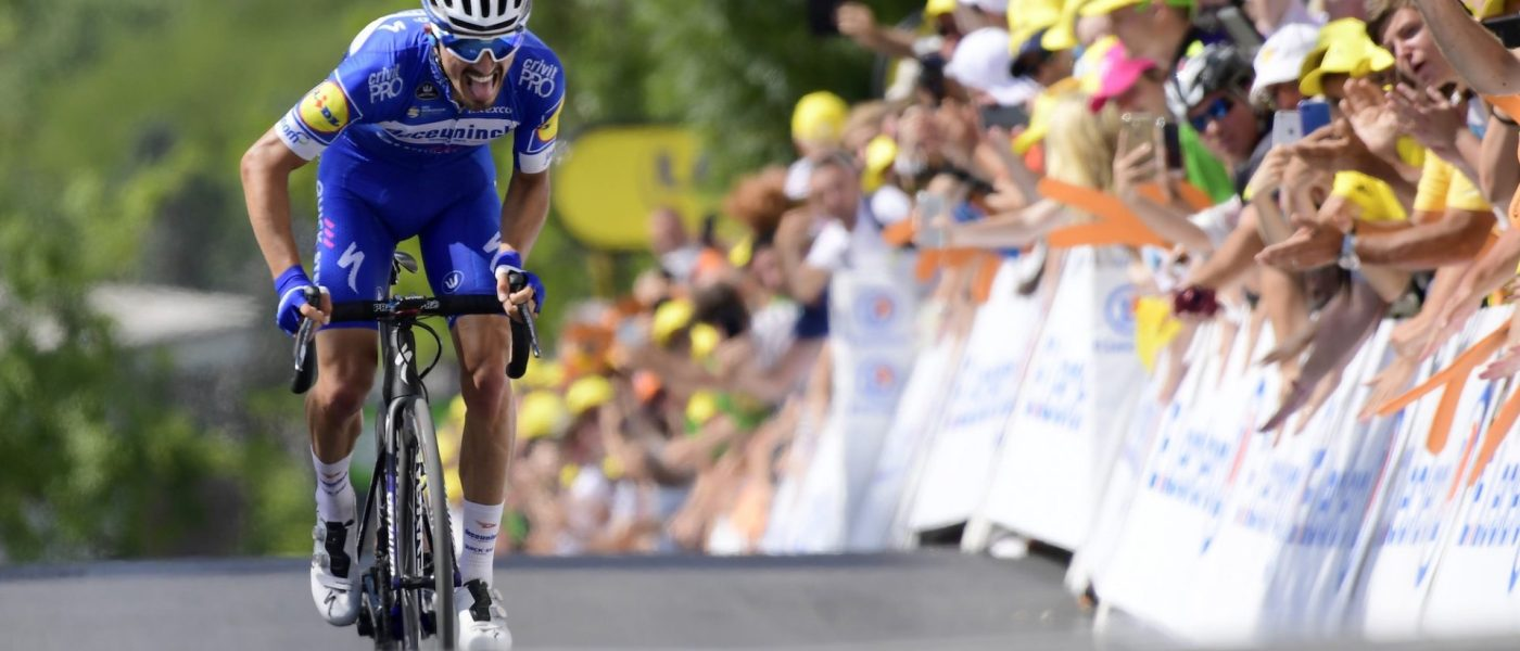 Alaphilippe Takes Stage 3 Tour de France Victory 1