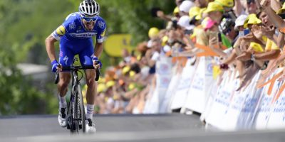 Alaphilippe Takes Stage 3 Tour de France Victory