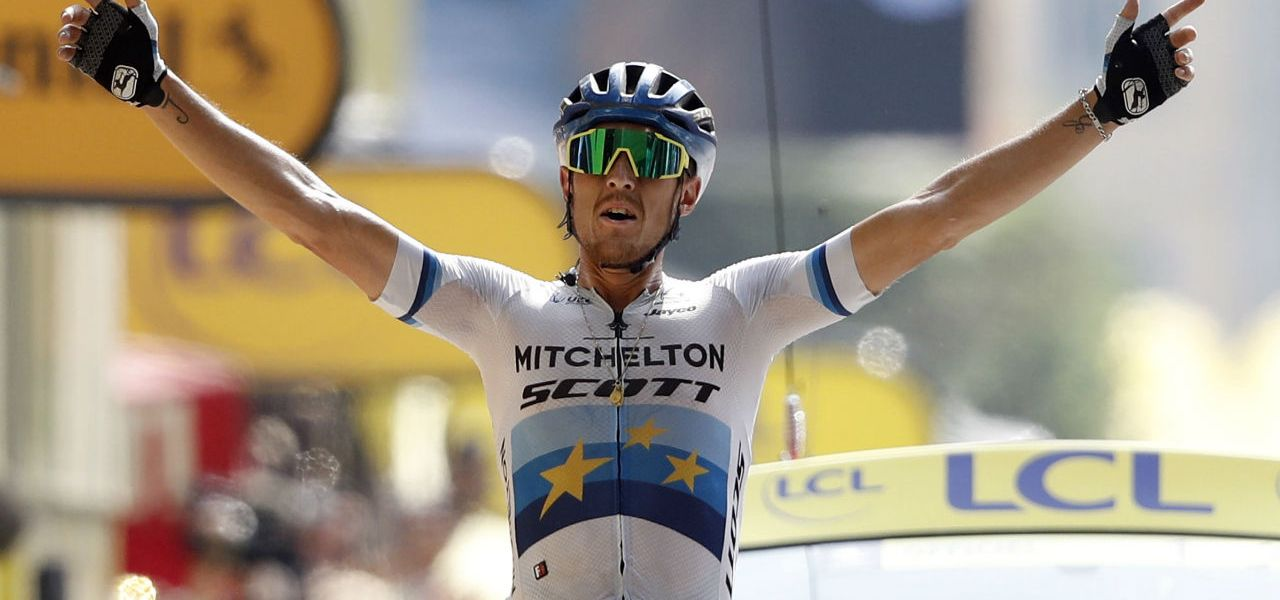 Matteo Trentin Solos to Victory on Stage 17 of the 2019 Tour de France 1