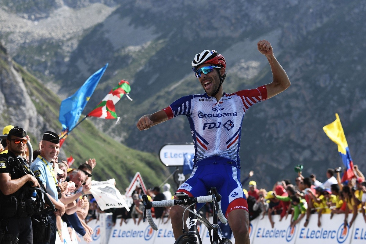Pinot Wins Stage 14 Atop Tourmalet & Alaphilippe Improves Lead in 2019 Tour de France 4