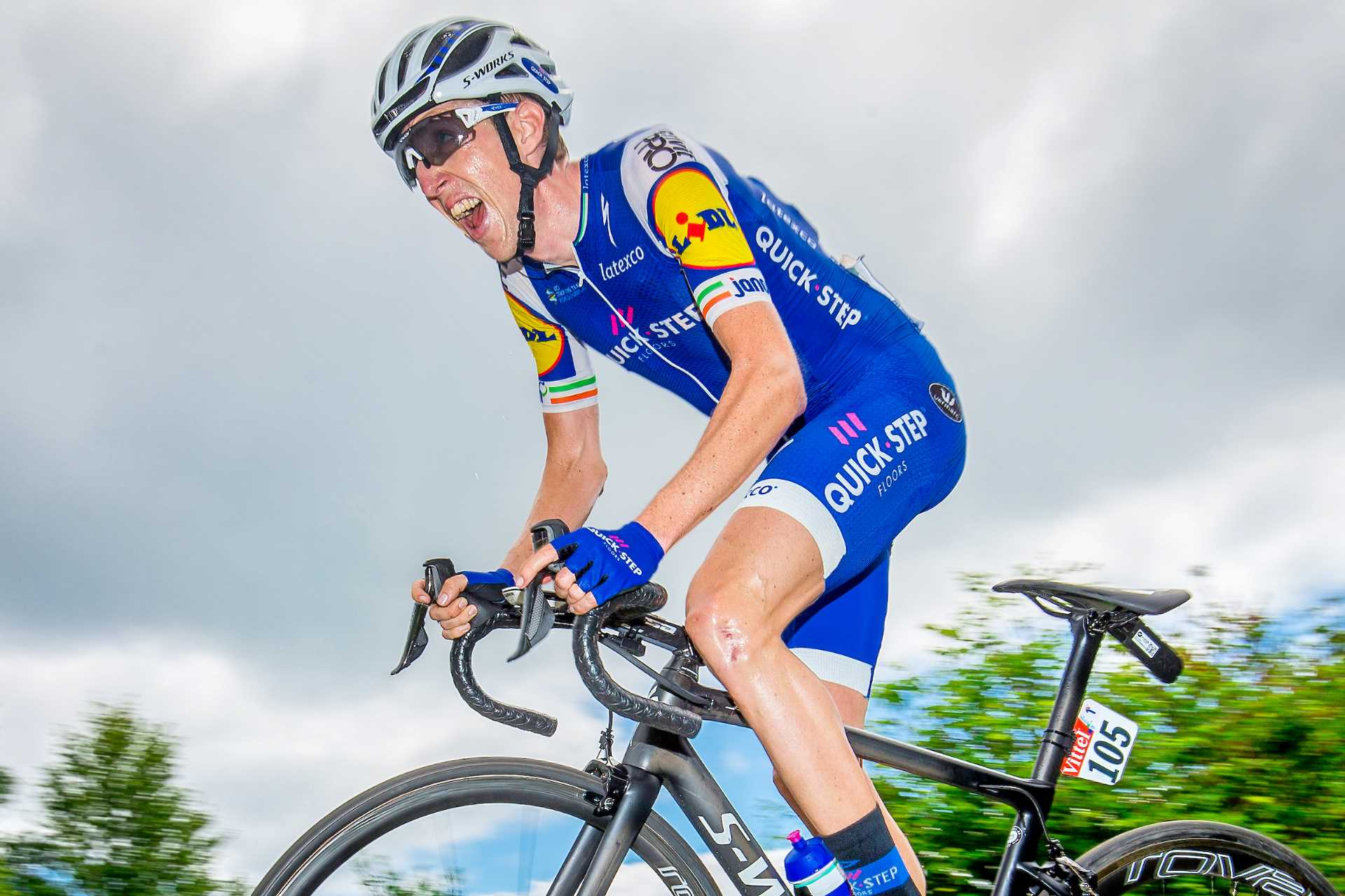 Dan Martin Signs Two-Year Deal with Israel Cycling Academy 34