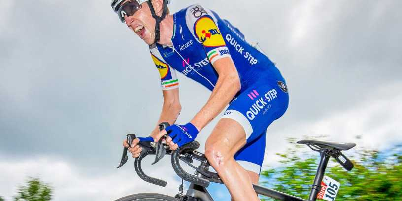 Dan Martin Signs Two-Year Deal with Israel Cycling Academy
