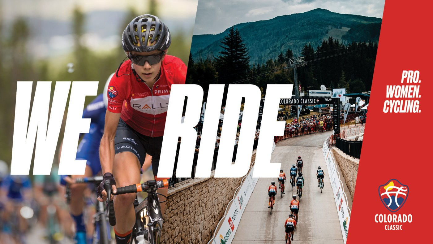 Colorado Classic to Provide Start-to-Finish Live Streaming and TV Coverage of Race Worldwide 3