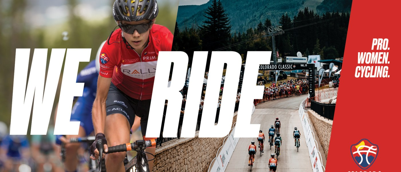 Colorado Classic to Provide Start-to-Finish Live Streaming and TV Coverage of Race Worldwide 1