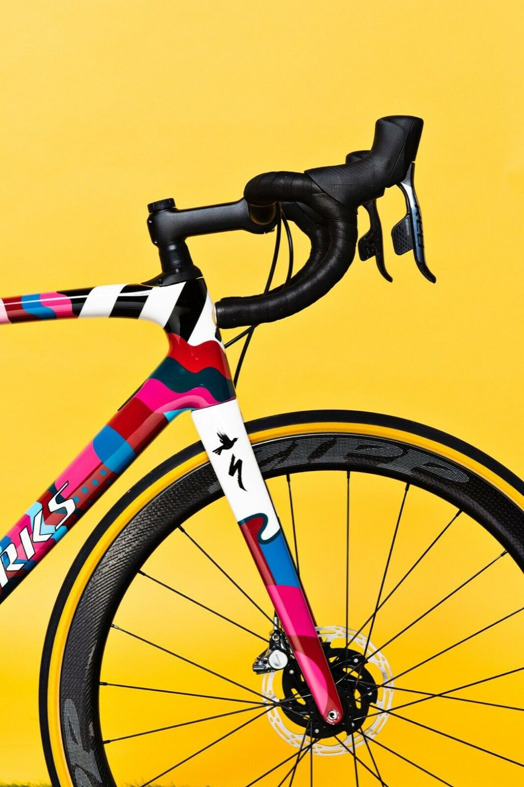 Romance X Parra One-Off Custom S-works Roubaix 2