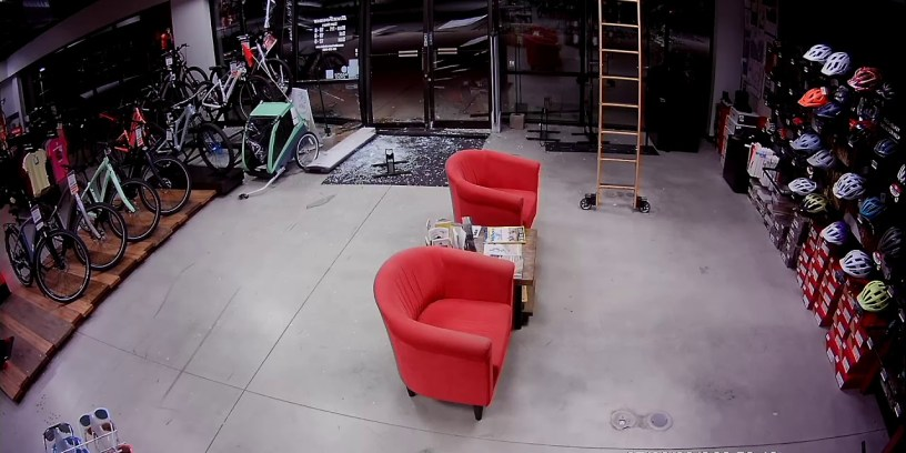 BikeSource in Littleton, Colorado Severely Damaged and Bikes Stolen After Smash-and-Grab